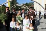 LM Angelika Hübl im Hafen der Ehe