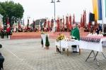 Festakt anl. der Segnung des Denkmales für die vergessenen Feuerwehren des Truppenübungsplatzes Döllersheim